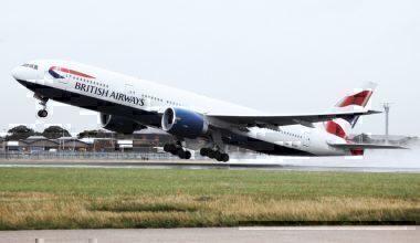 British Airways, Refurbished Boeing 777, Club Suite, New York