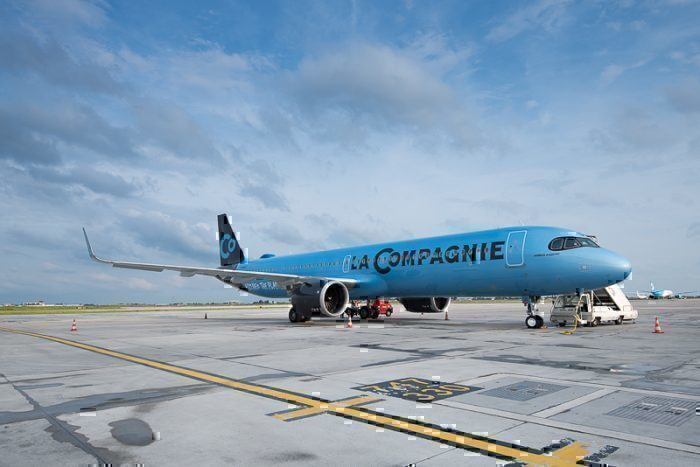 All Business La Compagnie Retires Its Last Boeing 757