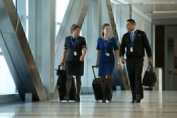 flight attendents