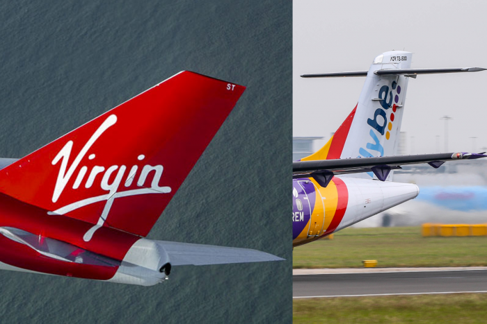 Flybe Virgin Connect
