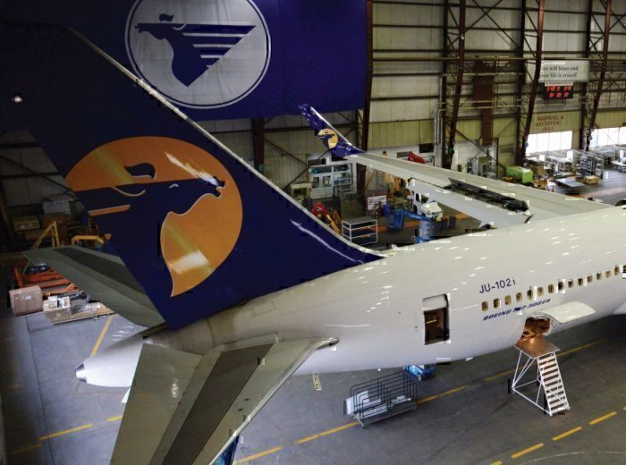 Mongolian Airlines To Receive A Boeing 787-9 In 2021