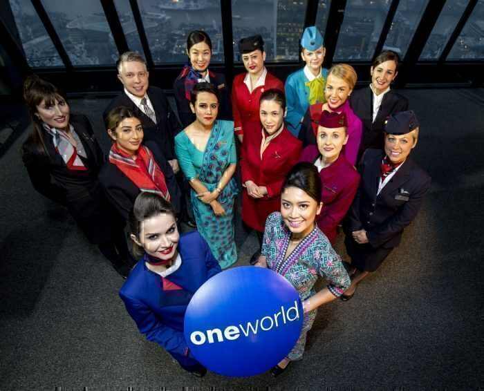 oneworld 20 years Press event 1FEB19 02