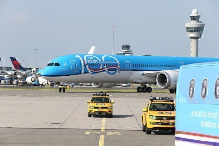 KLM centenary, 100 years, Royal Dutch Airlines