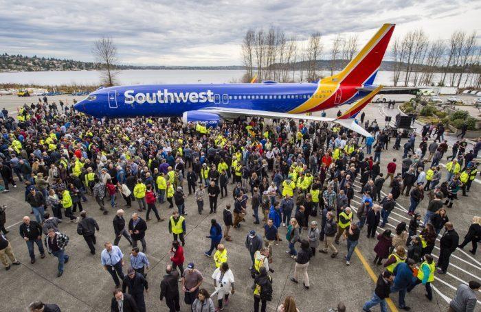Southwest 737 MAX