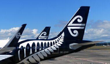Air New Zealand axes London