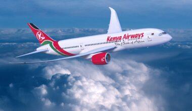 Kenya Airways, Maintenance Staff, Johannesburg
