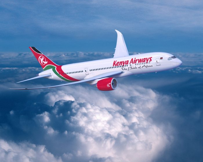 Kenya Airways, Maintenance Staff, Johannesburg