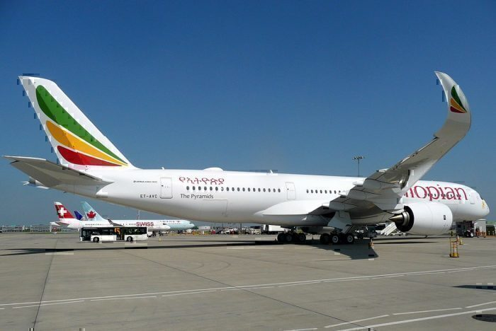 Ethiopian Airlines And It's Widebody Diversification