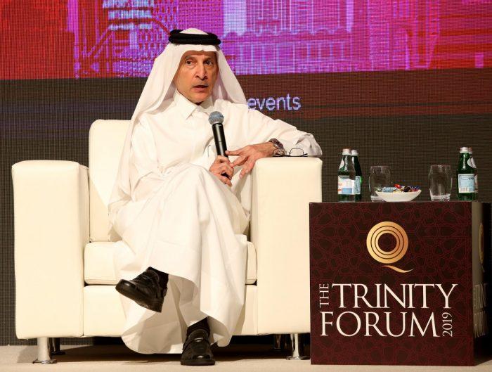 The Trinity Forum - Akbar Al Baker