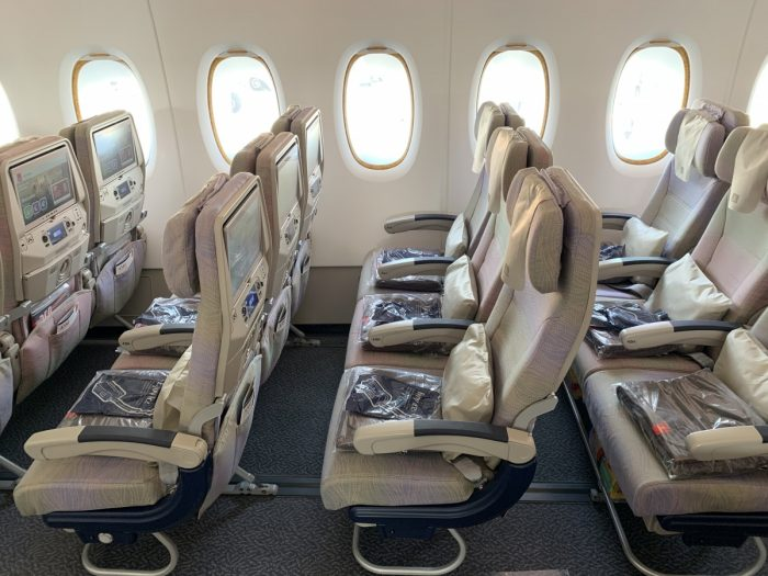 Emirates, economy, Airbus a380