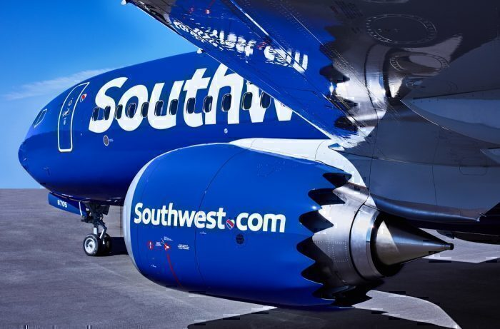NewsBreak: Southwest Air Doesn't See 737 Max Flying Before March