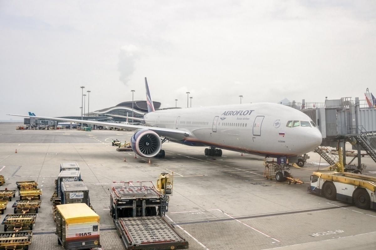 O Aeroflot Group transportou 56 milhões de passageiros em 2018. Foto: IQRemix via Flickr