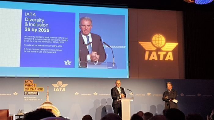 IATA WIngs of Change