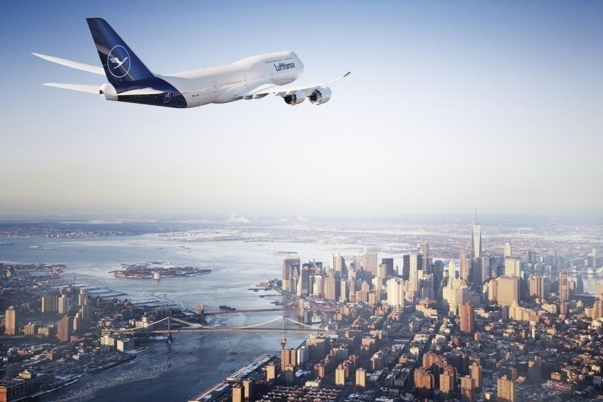O Grupo Lufthansa é o maior da Europa. Foto: Lufthansa