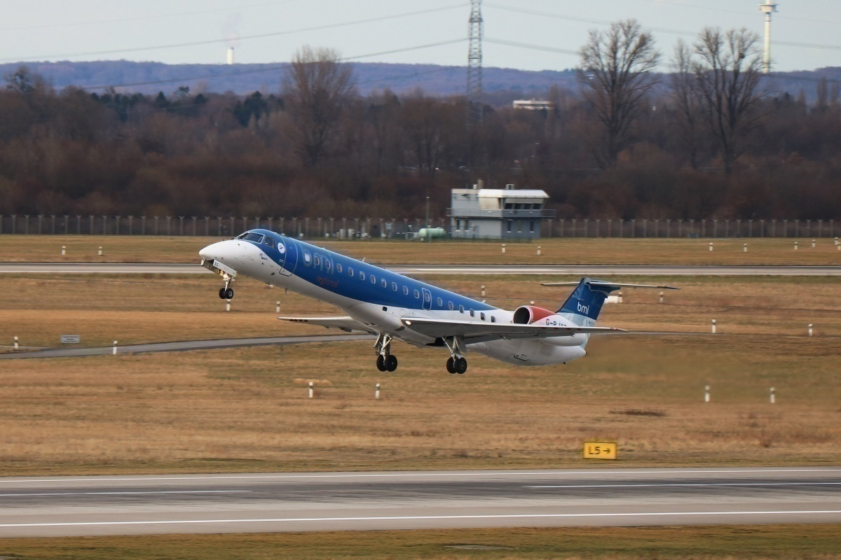 What Happened To Failed Carrier FlyBMI Regional's Fleet?