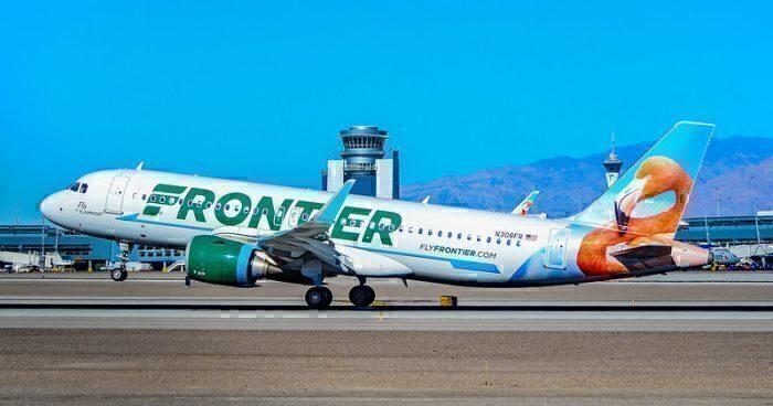 frontier-airlines-las-vega
