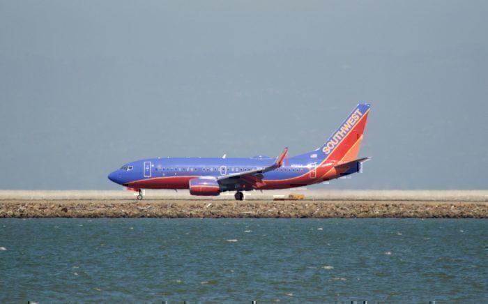 Southwest 737 grounding