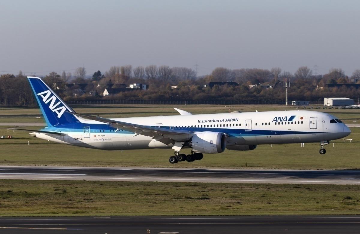 ANA Set To Launch Services To Milan Malpensa