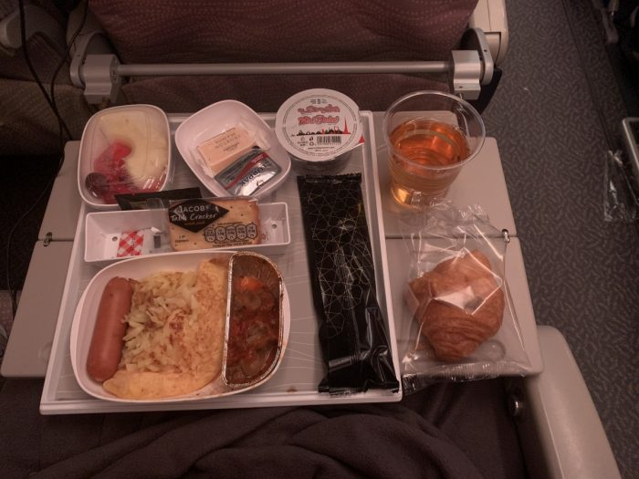 Emirates, Catering, Airbus A380
