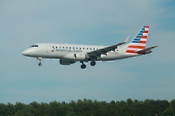 American N117HQ: Embraer ERJ-175