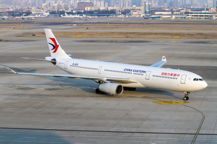 China Eastern, Airbus A330, Depressurisation