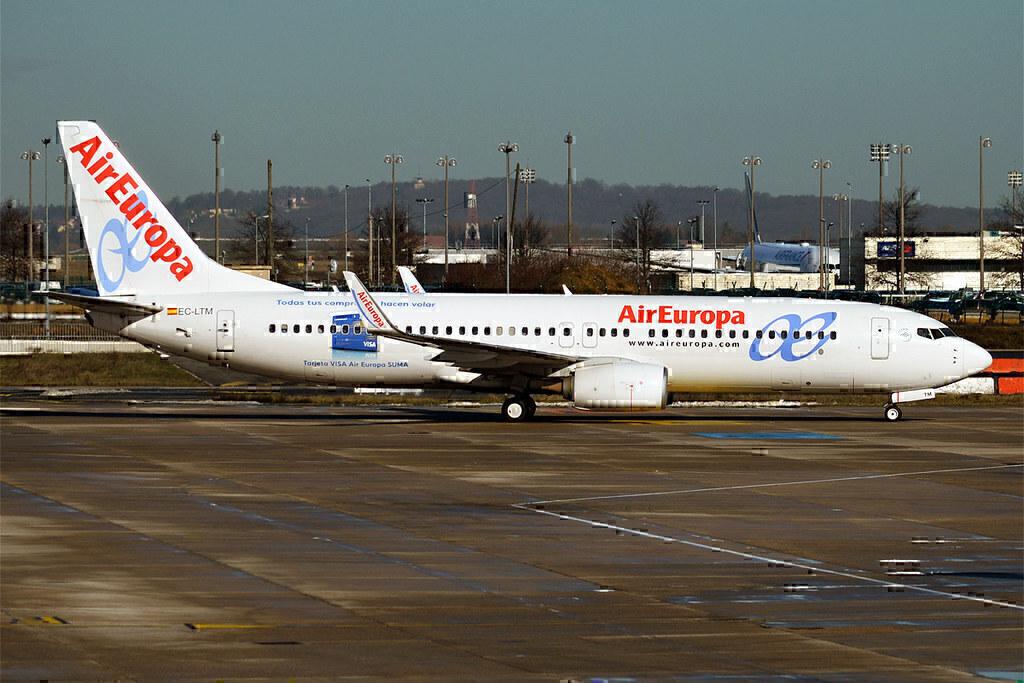 A Air Europa se unirá à IAG. Foto: Anna Zvereva via Flickr