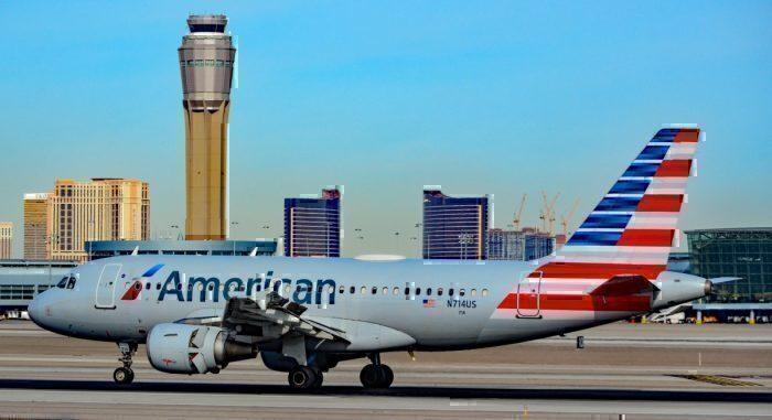 N714US American Airlines Airbus A319-112 s/n 1046