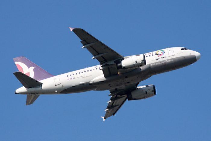 Air Macau A319-100