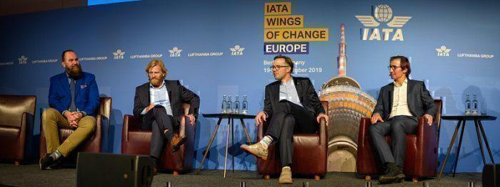 Peter Glade at IATA
