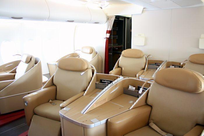 Air France La Premiere A380