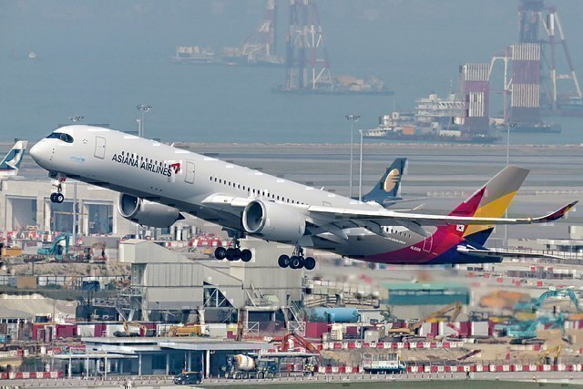 asiana-airlines-a350