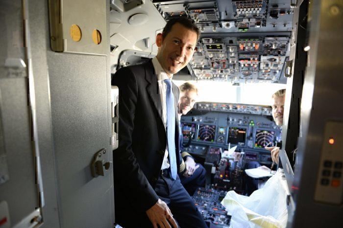 Air France-KLM CEO Benjamin Smith