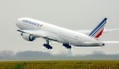 ir France Boeing 777-200
