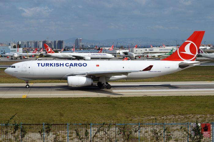 Turkish Cargo A330