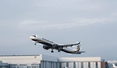 Starlux Airlines A321neo
