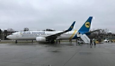 The incident at Lviv airport