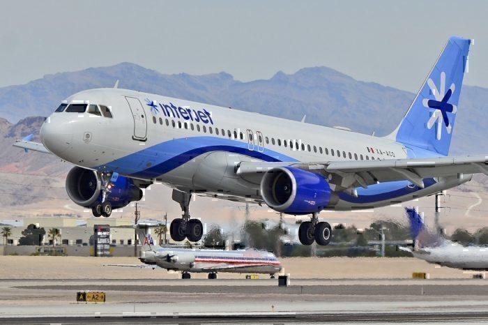 A320 interjet