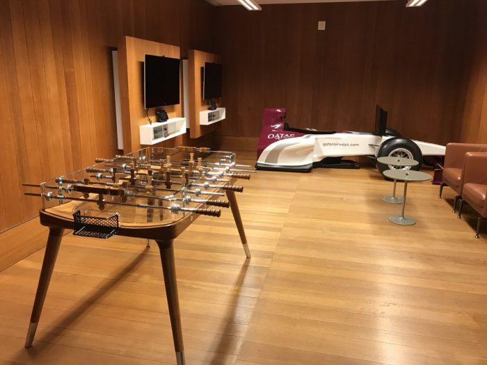Al Mourjan games room
