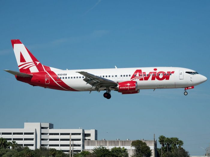 Avior 737 Aircraft