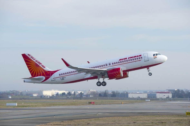 A320neo Air India