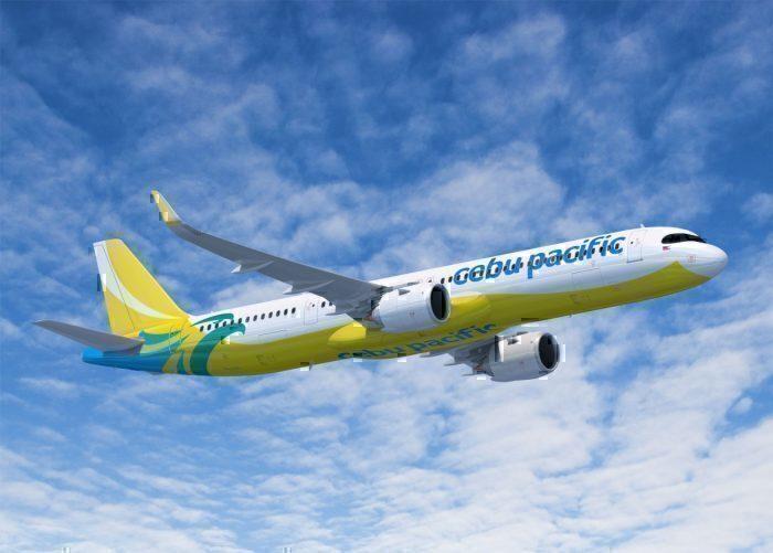 A321XLR Cebu Pacific
