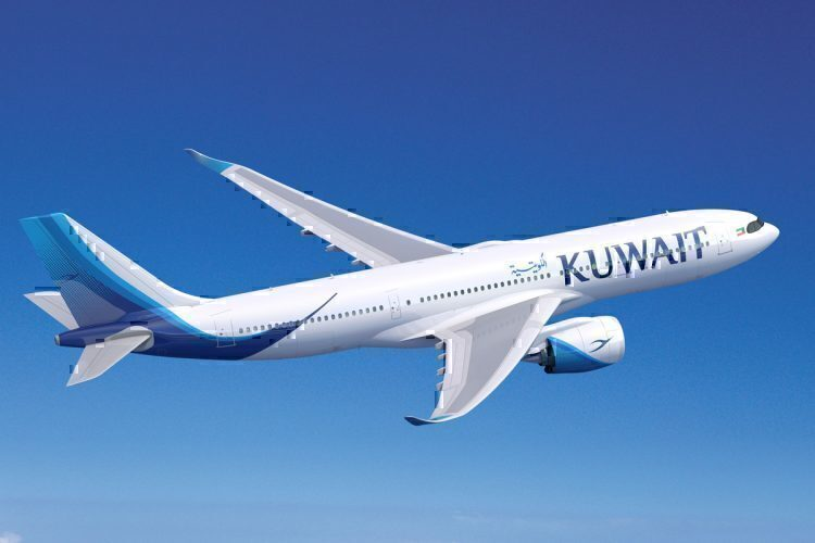 Kuwait A330-800neo
