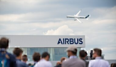 A350-1000 Flying Display at Paris Airshow 2019 – Day 4 (2)