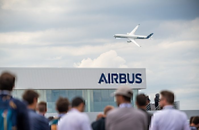 These Airlines Are Airbus' Biggest Customers