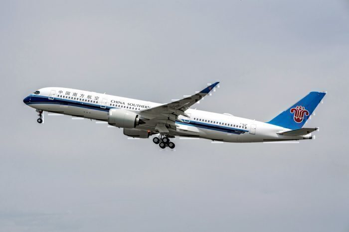 China Southern, Rolls Royce, TotalCare