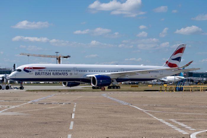 British Airways is a flag carrier