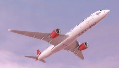 Virgin Atlantic bailout