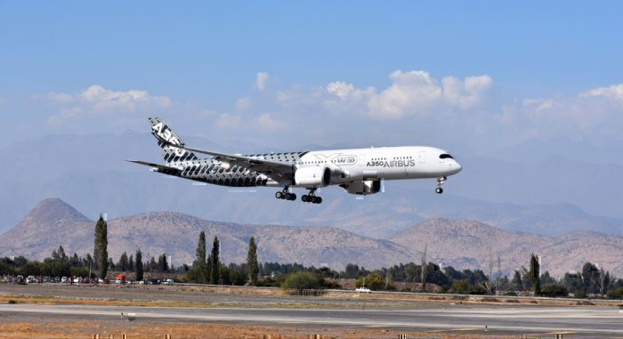 Airbus In Talks To Develop A Potential A350neo