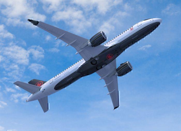 Air Canada Airbus A220