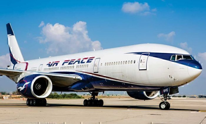 Air Peace Nigeria